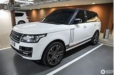 Land Rover Range Rover Vogue Rs600 By Project Kahn 6 May