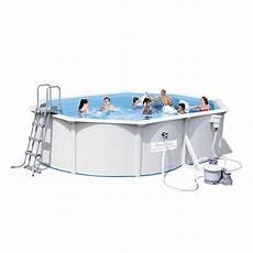 habitium fr piscine en kit ovale en acier 500 610
