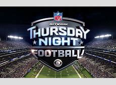 who plays football thursday night