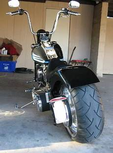 wide kit wide tire kit fits harley 174 softail