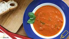 tomatensuppe selber machen tomatensuppe rezept i einfach schnell lecker i