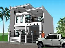 model home design plans 90 small double story model marlyn small 2 storey house ideal for 7m x 12m 84