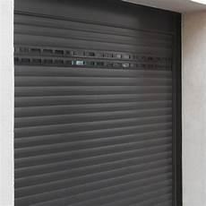 porte de garage enroulable aluminium prix isolation id 233 es