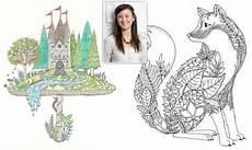 johanna basford sells million copies of secret garden