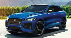 The Jaguar F Pace Svr Is Coming And It Ll Probably Look