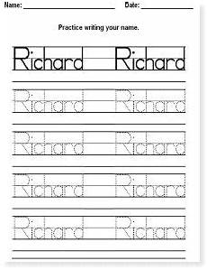create worksheets free 19299 make your own name tracing sheets for free no downloads necessary preschool worksheets name