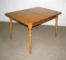 Schmaler Esstisch Ausziehbar - extendable small wooden dining table olde things