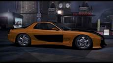 Need For Speed Carbon Tokyo Drift Cars