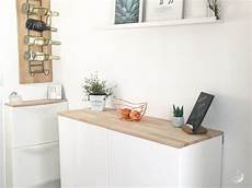 Ikea Küchen Hacks - ikea hack metod wandschrank als sideboard teil ii