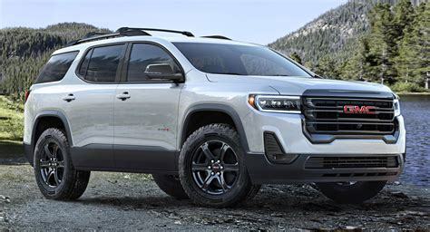 2020 Gmc Acadia Unveiled With New 230 Hp 2.0l Engine, 9