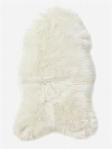 peau de mouton tapis effet peau de mouton vertbaudet