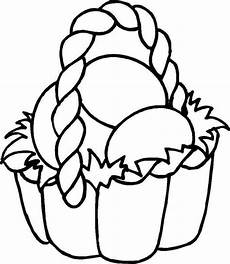Malvorlagen Ostern Einfach Free Easter Basket Coloring Pages Printable