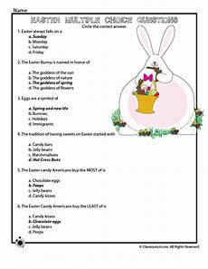easter reading comprehension quiz answer key woo jr kids activities