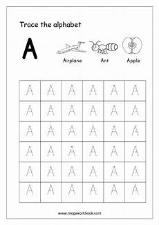 17 kid friendly letter a worksheets kittybabylove com