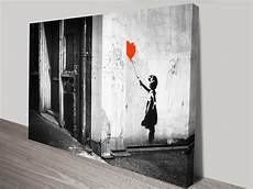 Banksy Balloon There Is Always Stretched Canvas