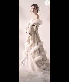 Mariage En Hiver 10 Robes Dont S Inspirer Puretrend
