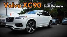2018 volvo xc90 t6 review r design inscription