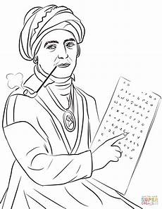 coloring sheets free 17584 sequoyah coloring page free printable coloring pages