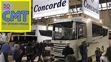 Cmt Messe Stuttgart 2018 Concorde Reisemobile Aus