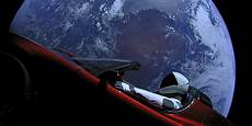 Elon Musk Launch Tesla Roadster To Mars On Spacex