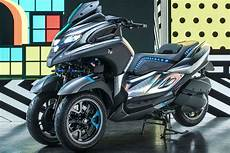 Yamaha 3ct Le Nouveau Scooter Yamaha 3 Roues 2019 Fera 300cc