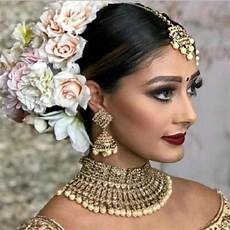 Wedding Hairstyles For Hair Indian
