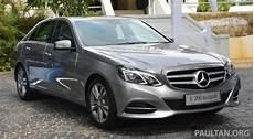 w212 mercedes e class facelift launched in malaysia