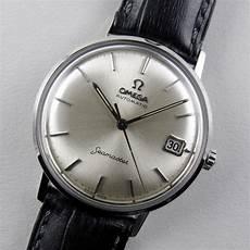 omega seamaster ref 14770 61 steel vintage wristwatch