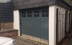 classic sliding garage door system to pull doors around