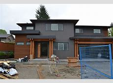 Burnaby Custom Timber Frame Project   Willow Rd   House
