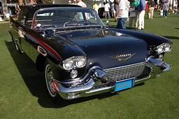 1956 Cadillac Eldorado Brougham Concept At The Amelia