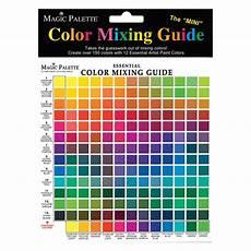 magic palette color mixing guide 150 color mixer jerry s artarama