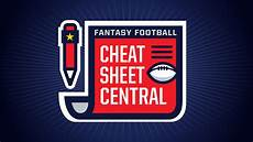 fantasy football cheat sheets 2016 player rankings draft board standard ppr
