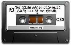 cassetta musica cassetta mixata con musica degli anni 70 80