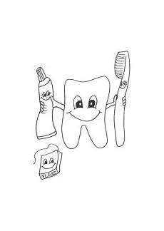 ausmalbilder z 228 hne zahnpflege und zahnfee