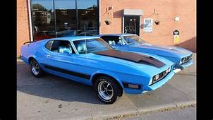2 Stunning Ford Mustang Mach 1s  YouTube