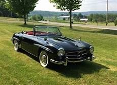 1956 mercedes 190 sl roadster for sale in new