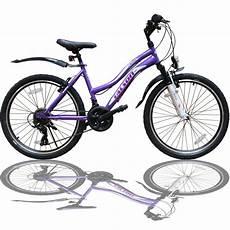 24 zoll m 228 dchen fahrrad mtb mit beleuchtung und real