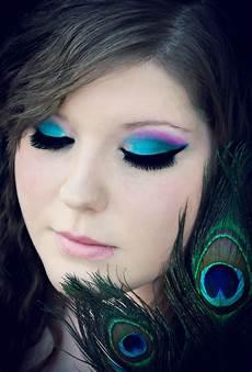 19 peacock makeup designs trends ideas design trends