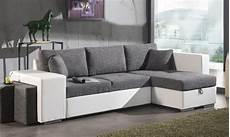 canape gris blanc deco salon gris et blanc cocooning