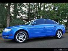 Audi A4 For Sale by 2007 Audi A4 2 0t Quattro German Cars For Sale