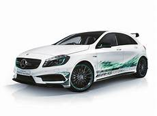 a 45 amg mercedes a 45 amg green edition will be offered