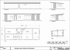 mono pitch house plans price 65 x 22 ft mono pitch roof twin unit mobile home