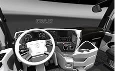 mercedes actros mp4 2014 interior ets 2 mods