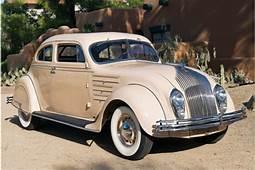 AutoSleek 1934 Chrysler Airflow  The Innovative