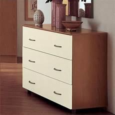 cassettiera per da letto cassettiera tre cassetti da letto ciliegio magnolia