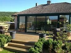 veranda sur pilotis terrasse en bois sur pilotis benoist qu 233 nault paysages