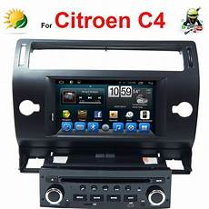 2019 android car stereo for citroen c4 dvd car player with
