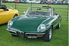 romeo classic alfa romeo spider classic cars convertible vert green
