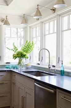 lighting inspiration over kitchen sink ideas cast iron undermount sinks stainless steel home